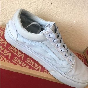 Old skool Vans 7.0 women's/men's 5.5